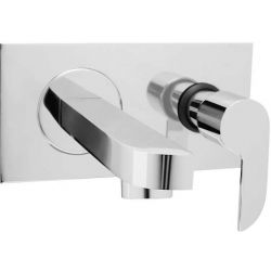 Tresco Oracle Two Concealed Stop Valves With Spout