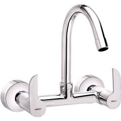Tresco Oracle Sink Mixer With Swivel Spout