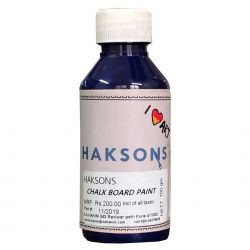 Haksons Chalkboard Paints - Navy Blue