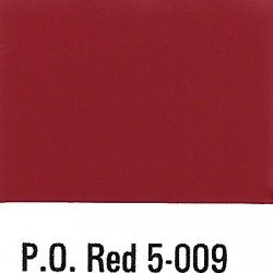 Esdee Syncoat P. O. Red 5-009 Synthetic Enamel (Oil Paint)