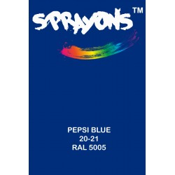 Sprayons Pepsi Blue Spray Paint (Ral5005)