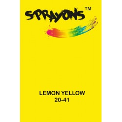 Sprayons Lemon Yellow  Spray Paint