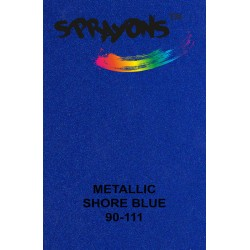 Sprayons Metallic Shore Blue Spray Paint