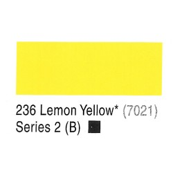 Camel Lemon Yellow (7021) - 236 Artists Acrylic Colour