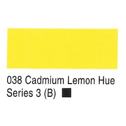 Camel Cadmium Lemon Hue - 038 Artists Acrylic Colour