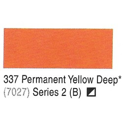 Camel Permanent Yellow Deep (7027) -337 Artists Acrylic Colour