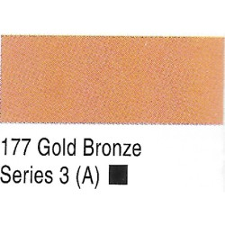 Camel Gold Bronze - 177 Artists Acrylic Colour
