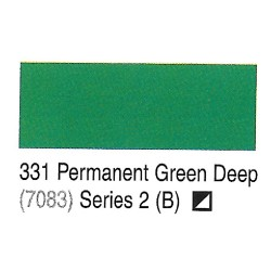 Camel Permanent Green Deep (7083) - 331 Artists Acrylic Colour