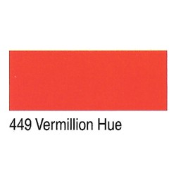 Camel Vermillion Hue - 449 Art Powder Colour
