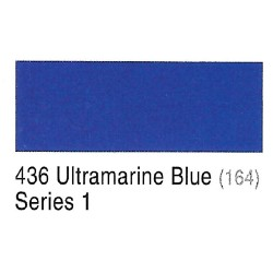 Camel Ultramarine Blue(164) - 436 Poster Colours