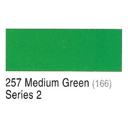 Camel Medium Green(166) - 257 Poster Colours