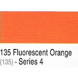 Camel Fluorescent Orange(135) - 135 Poster Colours