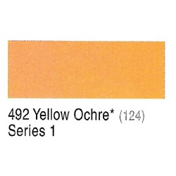 Camel Yellow Ochre(124) - 492 Poster Colours