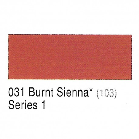 Camel Burnt Sienna(103) - 031 Poster Colours