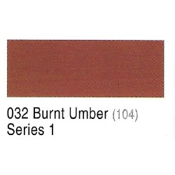 Camel Burnt Umber(104) - 032 Poster Colours
