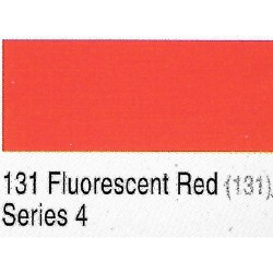 Camel Fluorescent Red(131) -131 Poster Colours