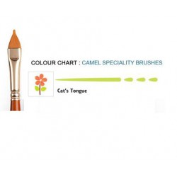 Camlin Hobby Speciality Brushes - Cat's Tongue