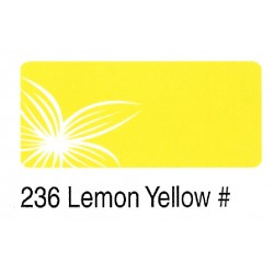 Camel Lemon Yellow - 236 Fabrica Acrylic Colours