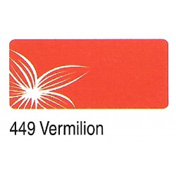 Camel Vermillion - 449 Fabrica Acrylic Colours