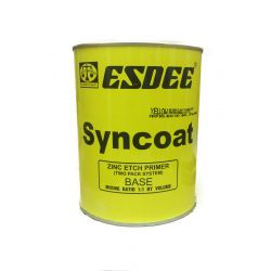 Esdee Syncoat Zinc Etch Primer Yellow