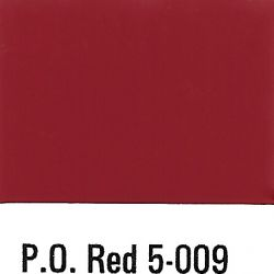Esdee Syncoat Epoxy Finish- P.O. Red