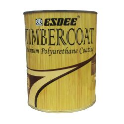 Esdee Timbercoat P.U. Matt Clear (Interior)