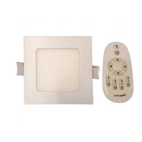 Burhani Lumens 8W 3-in-1 Colour changing and Dimmable Panel Fixture
