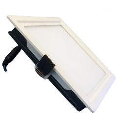 Burhani Lumens 15W Square LED Downlighter