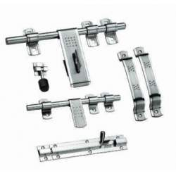MB Single Steel Door Sets - 2 mm Lehar 6 Piece Set