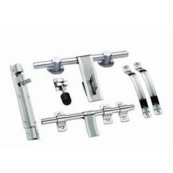 MB Double Steel Door Sets - 3 mm Wave 10 Piece Set