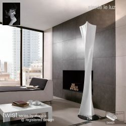 Mantra Twist Floor Lamp