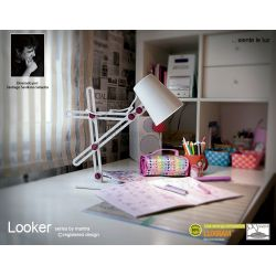 Mantra Looker Table Lamp