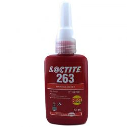 Loctite® 263 Threadlocker High Strength, High Temperature