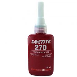Loctite® 270 Threadlocker Permanent Strength