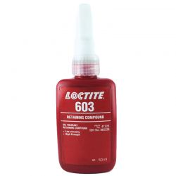 Loctite® 603 Press Fit / Oil Tolerant