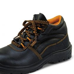 UDYOGI Safety Shoe Steel Toe With PU Sole-Tango AK