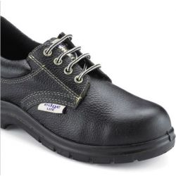 UDYOGI Safety Shoe Steel Toe with PU Sole-Edge Lite