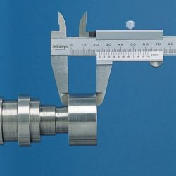 Mitutoyo Series 530 Vernier Caliper 530-122 High Accuracy Model