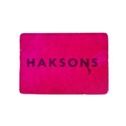 Haksons Glass Colours -Pink -30ml