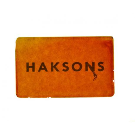 Haksons Glass Colours -Gold Yellow -30ml