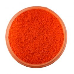 Haksons Fluorescent Powders - Orange 250 gms