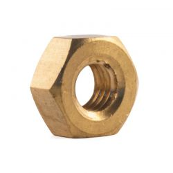 Liberty Brass Hex Nut M10