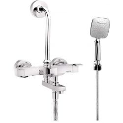 Tresco Nova Wall Mixer 3 In 1 With Bend