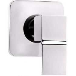 Tresco Nova Concealed Flush Coke 25mm