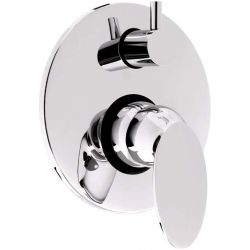 Tresco Oscar Single Lever High Flow Concealed Diverter