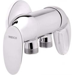 Tresco Oscar Two Way Angle Valve