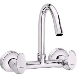 Tresco Oscar Sink Mixer With Swivel Spout