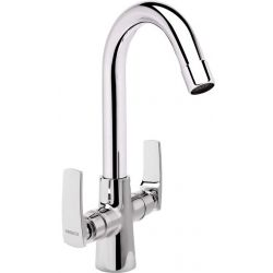 Tresco Forte One Hole Basin Mixer