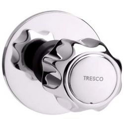 Tresco Crown Concealed Stop Valve 15mm