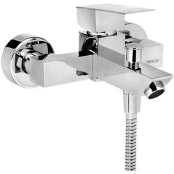 Tresco Quattro Single Lever Wall Mixer With Button